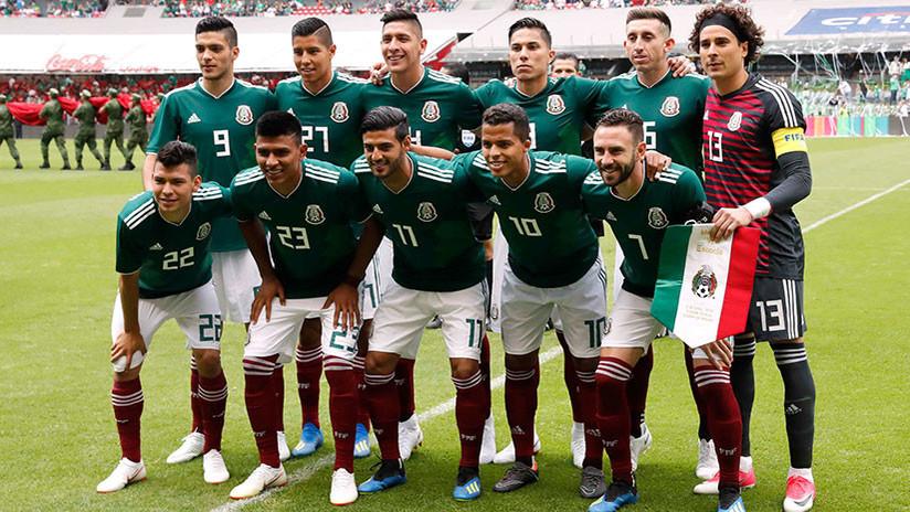 El triste récord de México en la historia del Mundial
