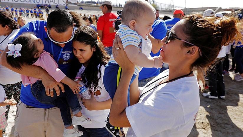 """Grupos religiosos condenan la """"triste, pecaminosa e inmoral"""" política migratoria de Trump"""