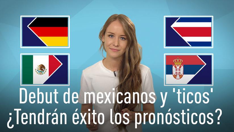 Debut de mexicanos y 'ticos': ¿Tendrán éxito los pronósticos?