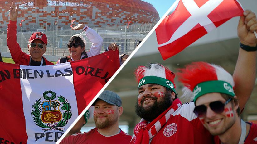 MINUTO A MINUTO: Perú vuelve a un Mundial 36 años después enfrentando a Dinamarca