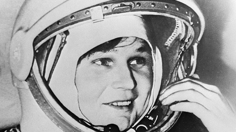 Se cumplen 55 años del primer vuelo al espacio de una mujer cosmonauta