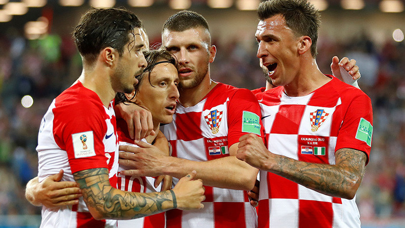 La Croacia de Modric y Rakitic se estrenará ante Nigeria