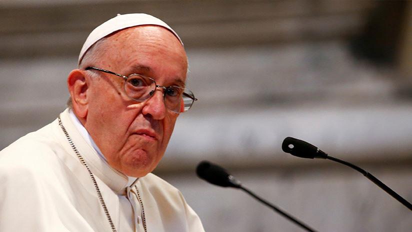 """El papa Francisco compara el aborto con las prácticas nazis, aunque """"con guante blanco"""""""