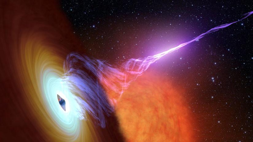 Científicos sugieren en qué podrían convertirse los agujeros negros (y es algo que jamás imaginaría)