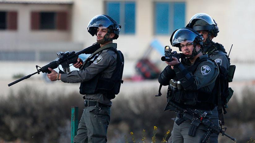 Israel bombardea puestos militares en Gaza tras el lanzamiento de proyectiles