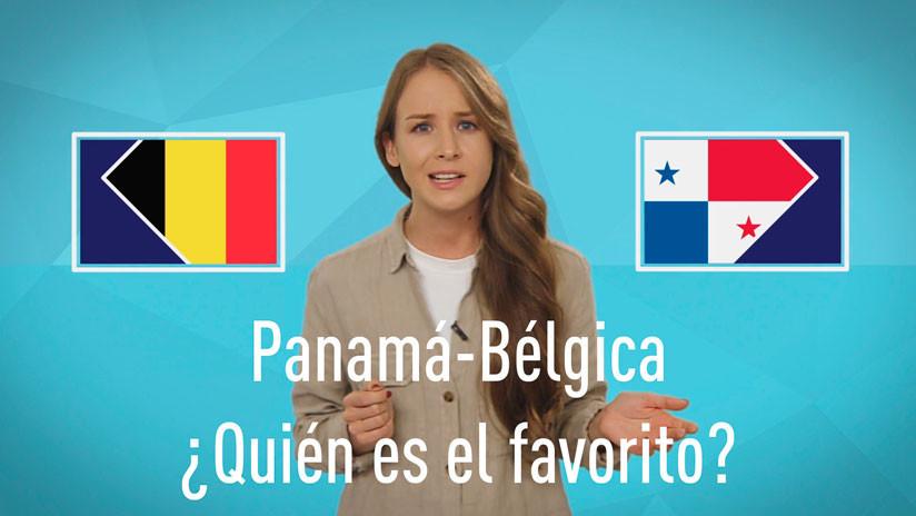 Panamá-Bélgica ¿Podrá ganar el país latinoamericano en su primer partido mundialista?