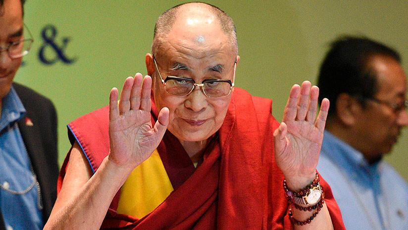 El dalái lama revela el secreto de felicidad