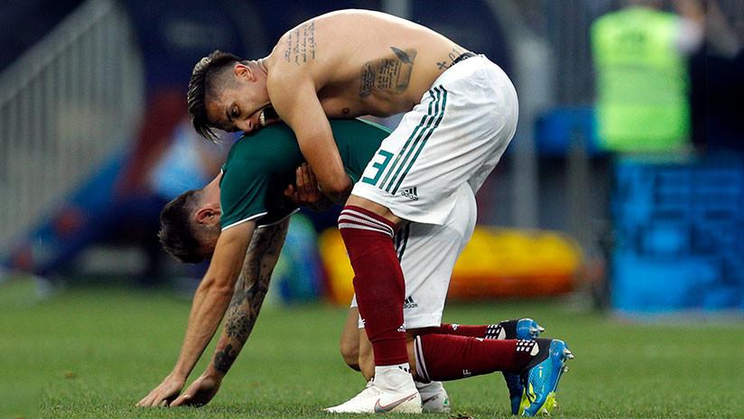 México derrota a Alemania y las redes explotan de felicidad