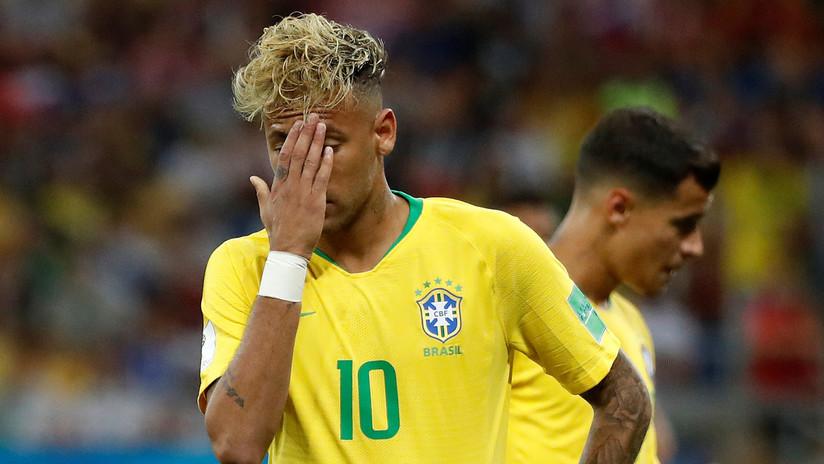 MINUTO A MINUTO: Brasil no puede con Suiza