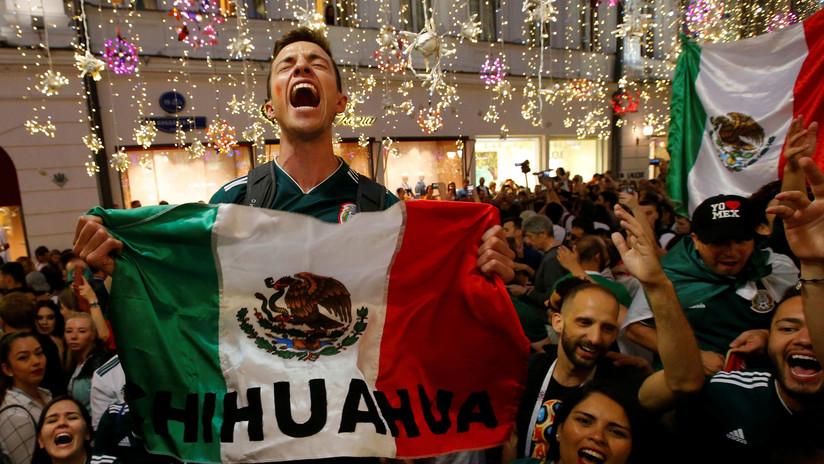 """""""Un resultado histórico solo se consigue con 'yaytsa'"""": La palabra rusa favorita de los mexicanos"""