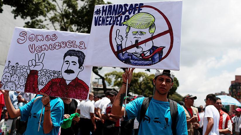 """""""El petróleo es la clave"""": Periodista explica por qué EE.UU. quiere derrocar al Gobierno venezolano"""