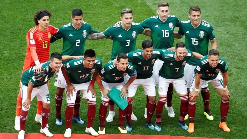 """""""México está preparado para plantar cara a cualquier rival"""" en el Mundial"""