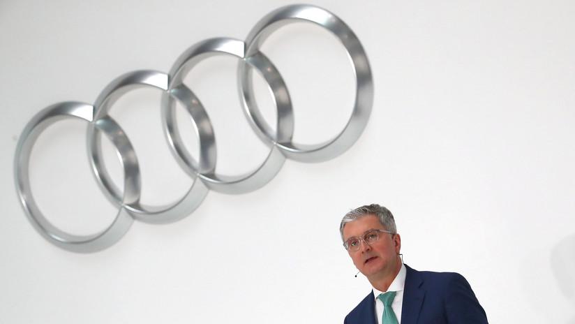Alemania: Detienen al CEO de Audi, Rupert Stadler, en pleno escándalo del diésel