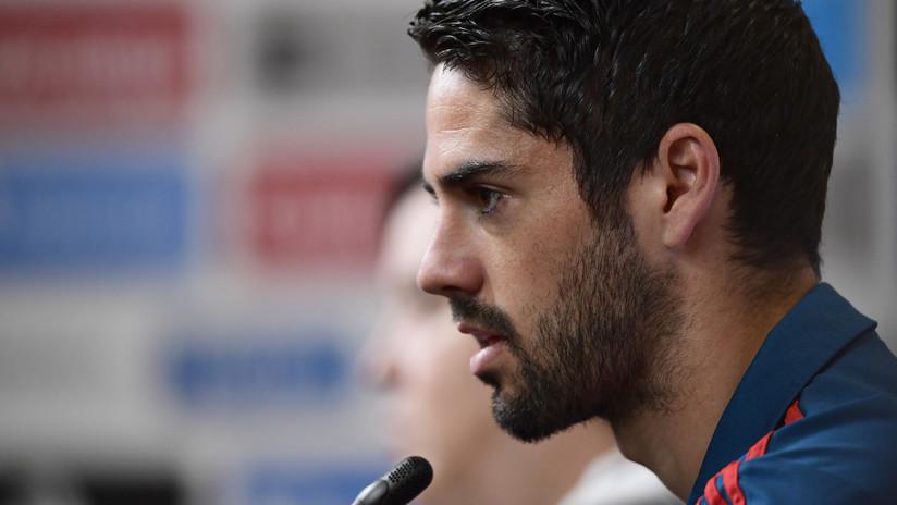 """Isco: """"En el Mundial, ningún equipo te va a regalar nada"""""""