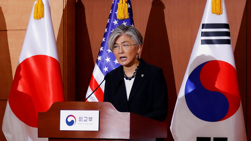 Canciller surcoreana: Seúl espera declarar el fin de la Guerra de Corea este año