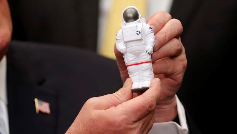Trump anuncia la creación de una Fuerza Espacial como sexta rama de las Fuerzas Armadas de EE.UU.