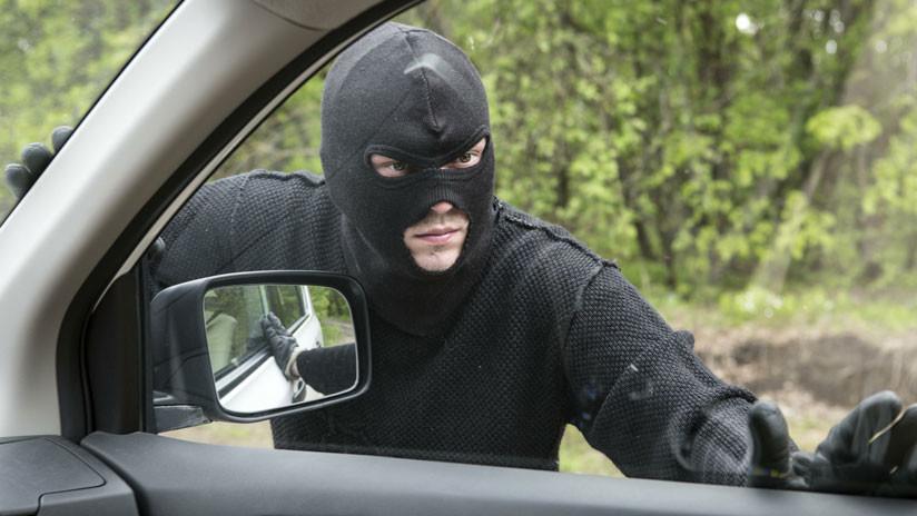 Expertos recopilan los principales consejos para no poner las cosas fáciles a los ladrones de coches