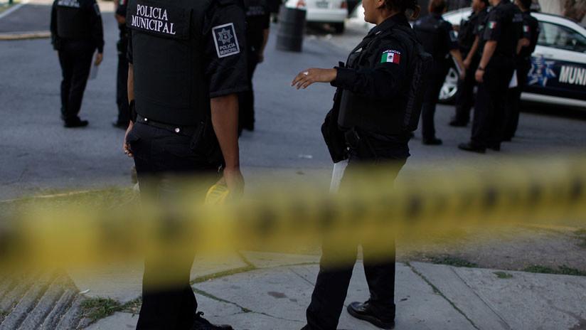 Encuentran dos cuerpos descuartizados en Ciudad de México acompañados de un mensaje del narcotráfico