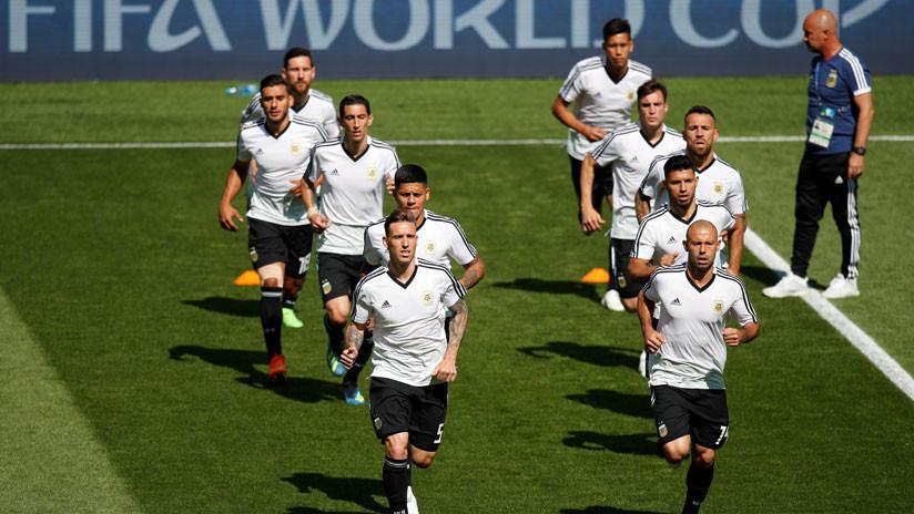 La selección argentina podría dejar afuera a tres históricos para intentar ganarle a Croacia
