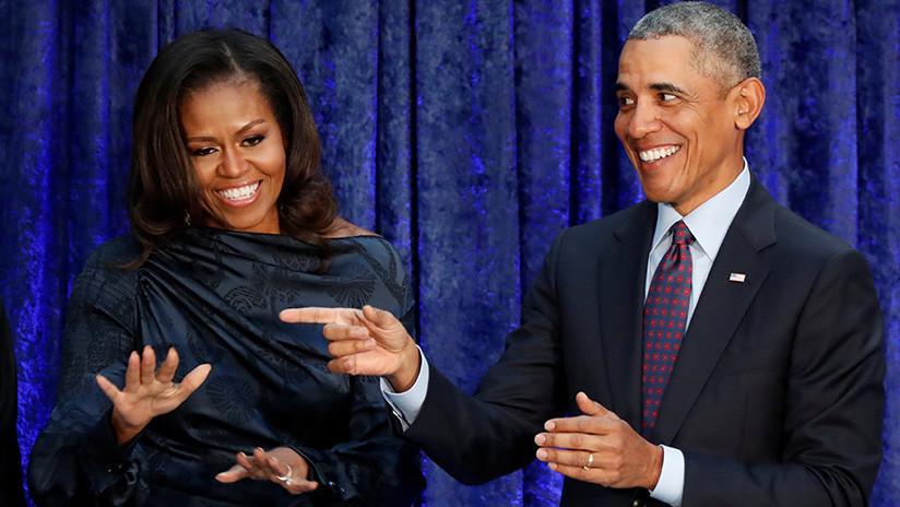 Medios: Obama puede volver a la política para las próximas elecciones presidenciales