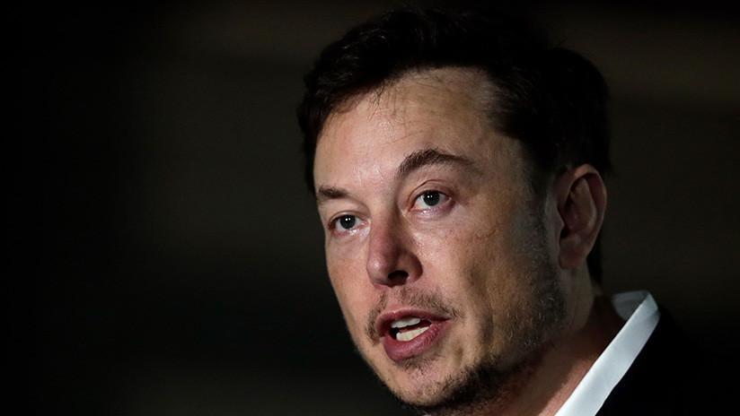 Elon Musk denunció un