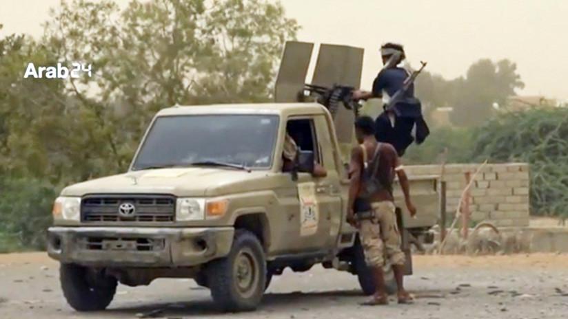 La coalición liderada por Arabia Saudita asalta el aeropuerto yemení de Al Hudayda