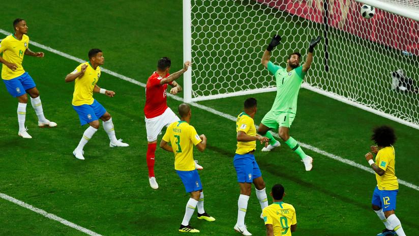 Brasil critica a la FIFA por procedimiento del VAR tras su empate con Suiza en el Mundial de Rusia