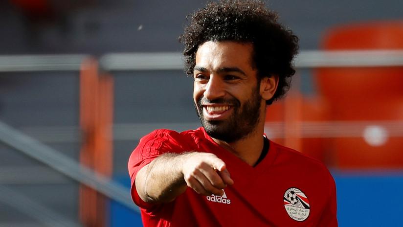 Mohamed Salah asegura estar listo para enfrentarse a Rusia e ilusiona a Egipto