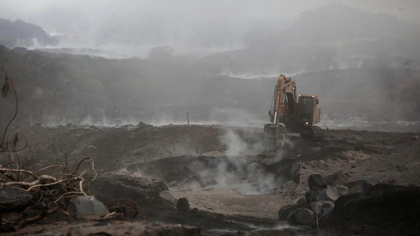 Guatemala considera declarar inhabitables cuatro comunidades arrasadas por el Volcán de Fuego