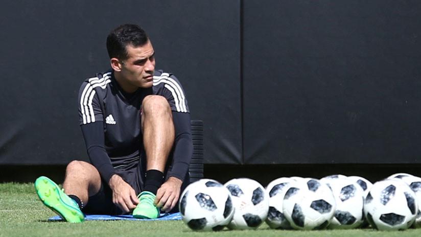 El mexicano Rafael Márquez no podrá ser 'el jugador del partido' debido a sanciones de EE.UU.