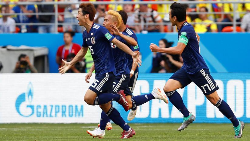 Japón da la sorpresa ante Colombia, que jugará dos finales en los próximos días
