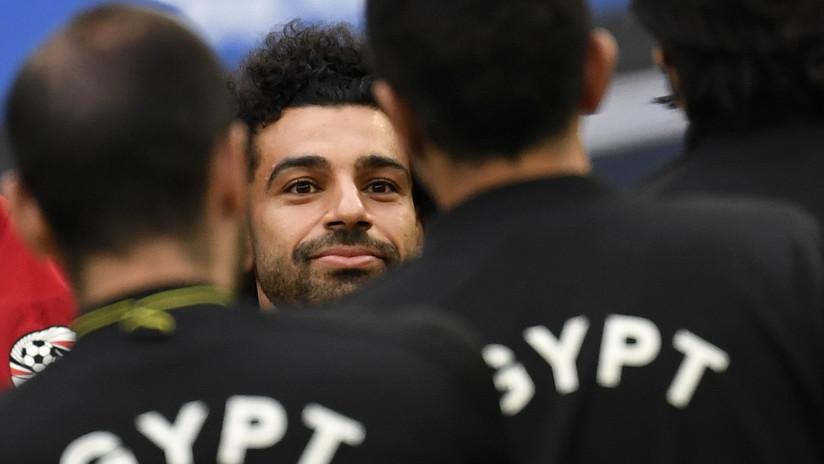 La selección de Egipto confirma la presencia de Mohamed Salah en el partido contra Rusia