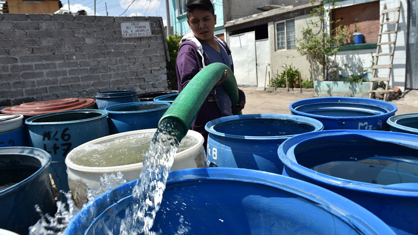 Expertos alertan por privatización del agua en México; gobierno de Peña Nieto niega señalamientos