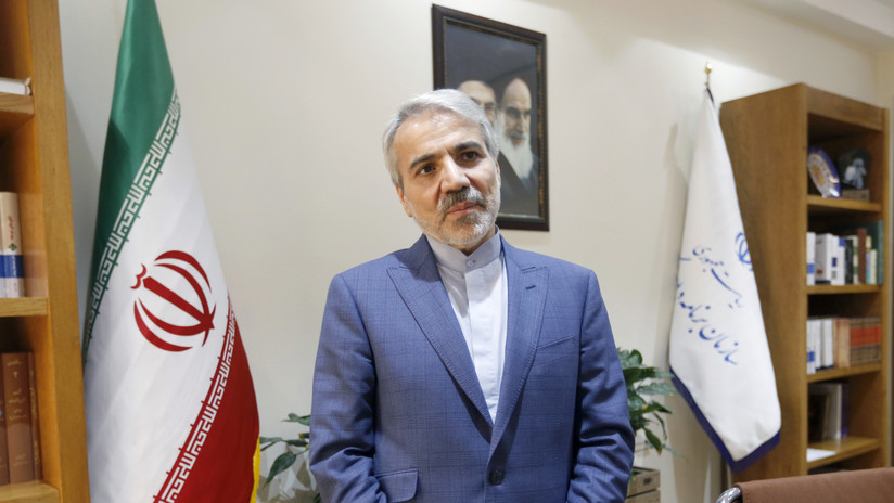 """Portavoz del Gobierno de Irán: """"No hay lógica en mantener negociaciones con Trump"""""""