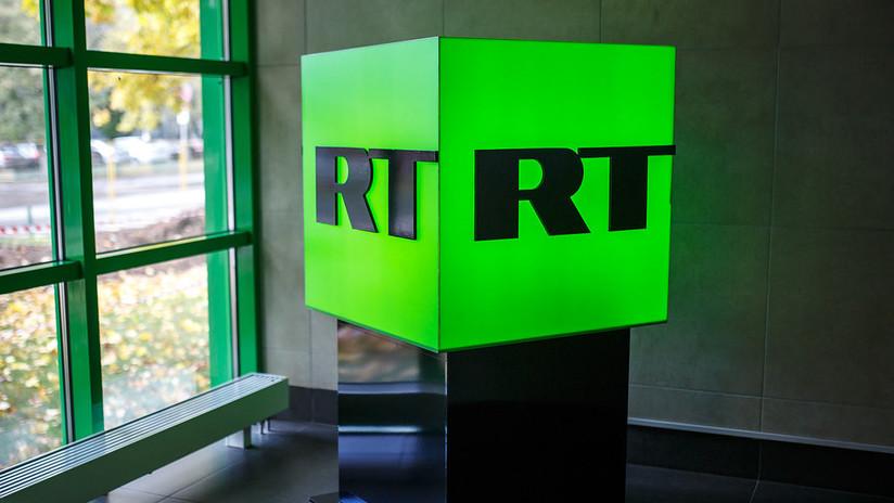 """""""Se ha acusado a RT de distribuir noticias falsas y esto es falso en sí mismo"""""""