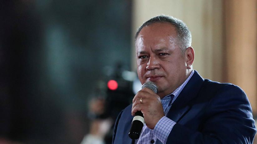 Diosdado Cabello es el nuevo presidente de la Asamblea Nacional Constituyente de Venezuela