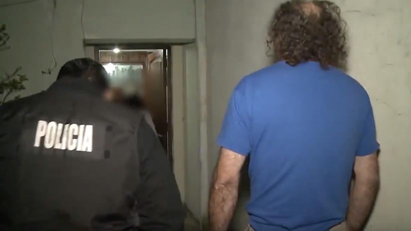VIDEO: Desmantelan en Argentina internacional red de pornografía infantil