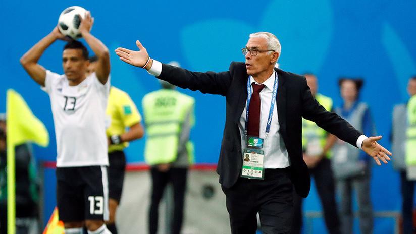 Desmienten el despido del entrenador de la selección egipcia
