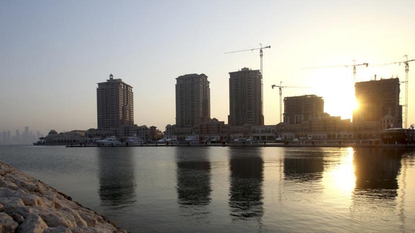 Revelan en Arabia Saudita la fecha de la licitación para aislar a Catar con un gran canal