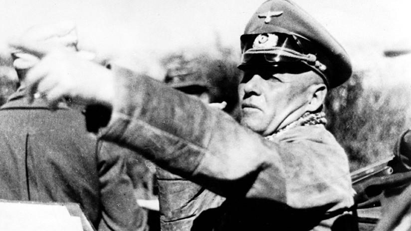 Universidad británica trata de motivar a sus estudiantes con una cita del general nazi Erwin Rommel