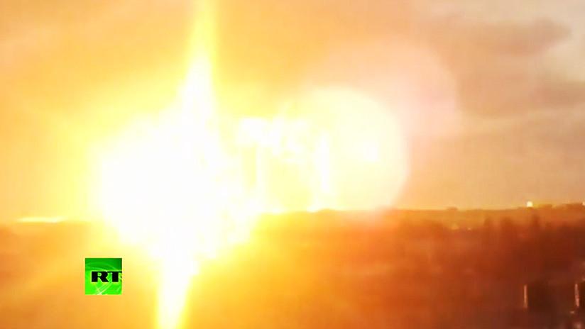 VIDEO: Israel ataca más de 20 objetivos de Hamás en Gaza en tres incursiones en una noche