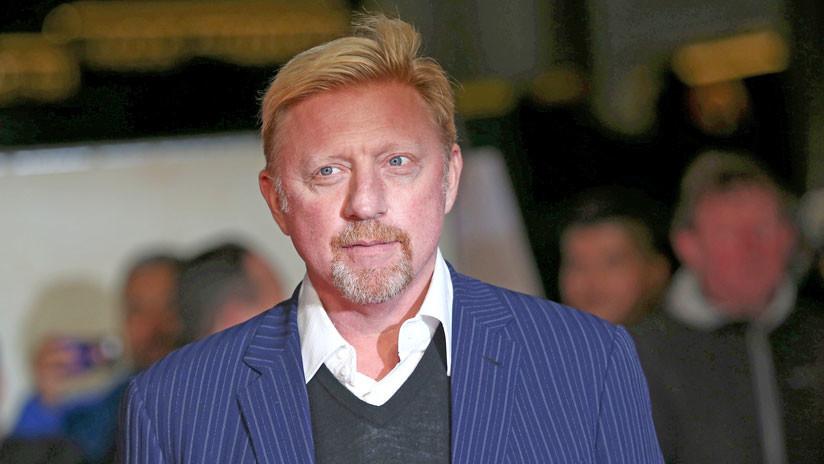 """Afirman que el pasaporte diplomático del extenista Boris Becker es falso y que su cargo """"no existe"""""""
