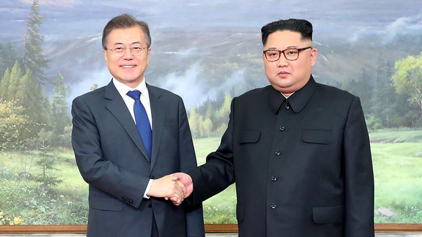 """Presidente de Corea del Sur: Kim Jong-un es una persona """"muy educada y sincera"""""""