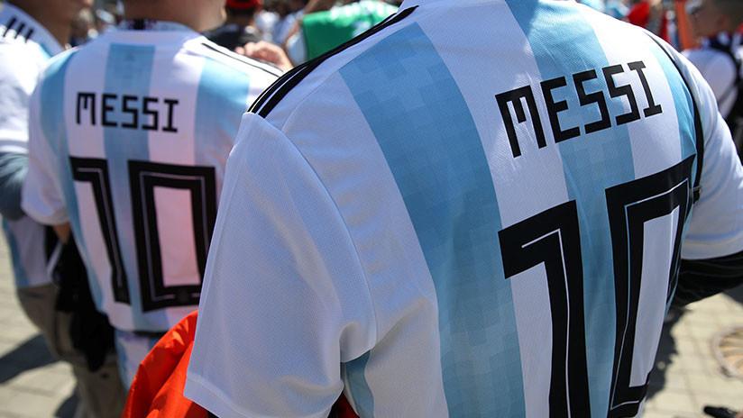 VIDEO: Argentino se suma a la ola de comportamientos obscenos de latinos en Rusia