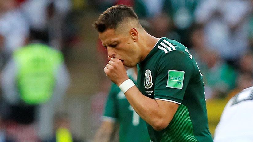 'Chicharito' Hernadez llama a los hinchas a parar los insultos homofóbicos durante el Mundial