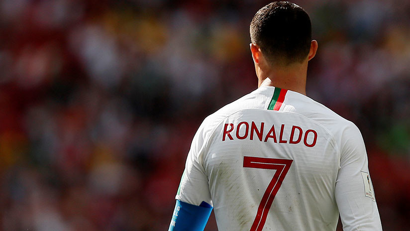 Medios: Ronaldo se convirtió en el futbolista más veloz de la historia