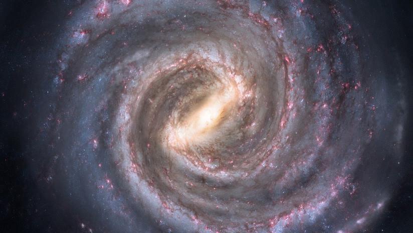 Expertos dicen haber hallado una parte perdida del Universo