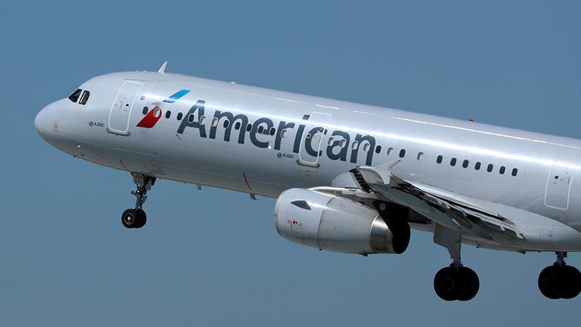 """""""No separamos familias"""": American Airlines no quiere trasladar a niños inmigrantes en sus aviones"""