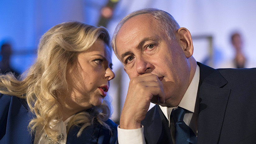 Acusan a la esposa del primer ministro Netanyahu de fraude
