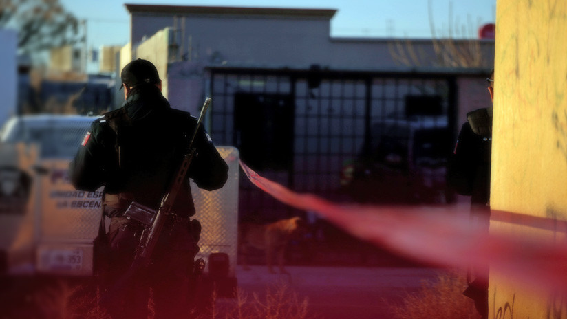 México: Asesinan a balazos a un jefe de Policía del estado de Guerrero (FUERTES IMÁGENES)
